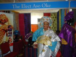 The Elect Aso-Oke