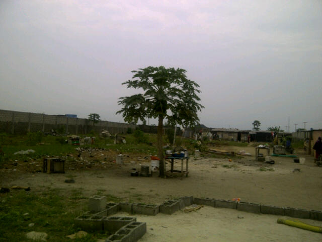 6plots by General paint Ajah