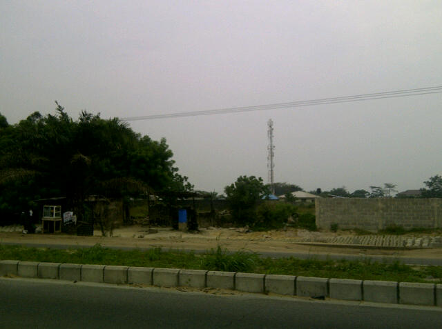6plots Opp Crown Estate directly on Road