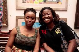Chimamanda Adichie and I