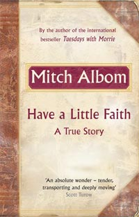 """Have A Little Faith"" by Mitch Albom"
